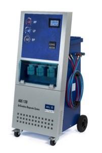 دستگاه شارژ و عیب یاب کولر خودرو - گاز R134a